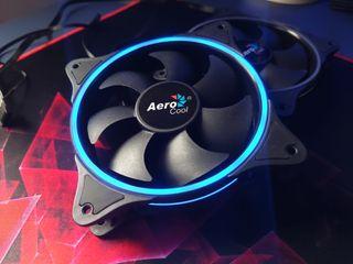 Ventilador Aerocool Eclipse ARGB 120mm