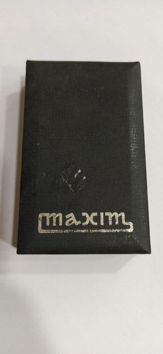 Mechero Antiguo MAXIM