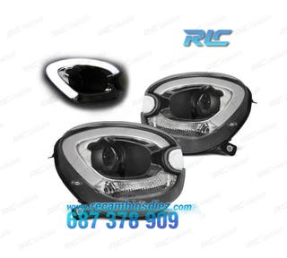FAROS MINI R60 COUNTRYMAN XENON TUBE LIGHT NEGRO