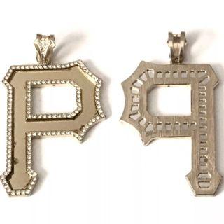 Wiz Khalifa Pittsburgh Gold Plated Pendant