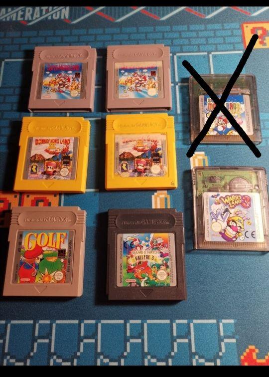 Lote Juegos Gameboy