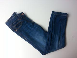 (d048) Pantalón vaquero niña 6 años