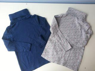 (d045) (3x2) Lote camisetas a estrenar 3-4 años