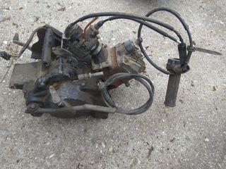 motor honda NSR