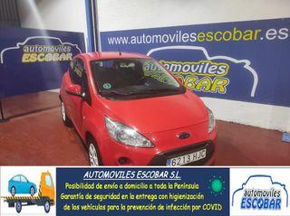 Ford Ka 1.2 Duratec Autostartstop 2012