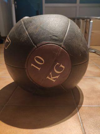 Balón Medicinal con Doble Agarre10 KgReebok