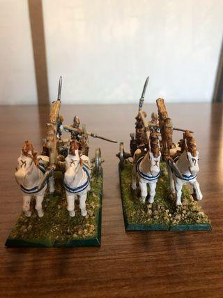 Warhammer Carros Altos Elfos