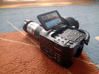 Sony FS100 EK super 35 + accesorios