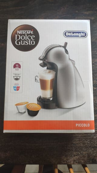 Cafetera Delonghi Dolce Gusto Piccolo Blanco