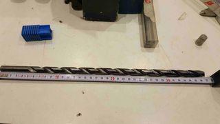 BROCA METAL DURO INTEGRAL ( MDI ) 12mm LARGA