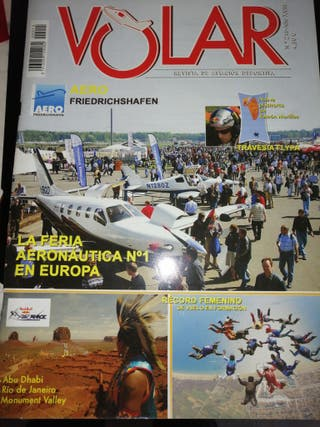 Revistas de Volar, aviación deportiva.