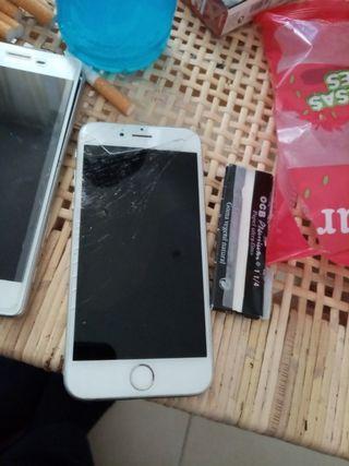 móviles para piezas o cambio de pantalla y táctil