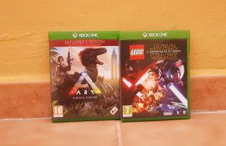 Ark Survival Evolved y Lego Star Wars