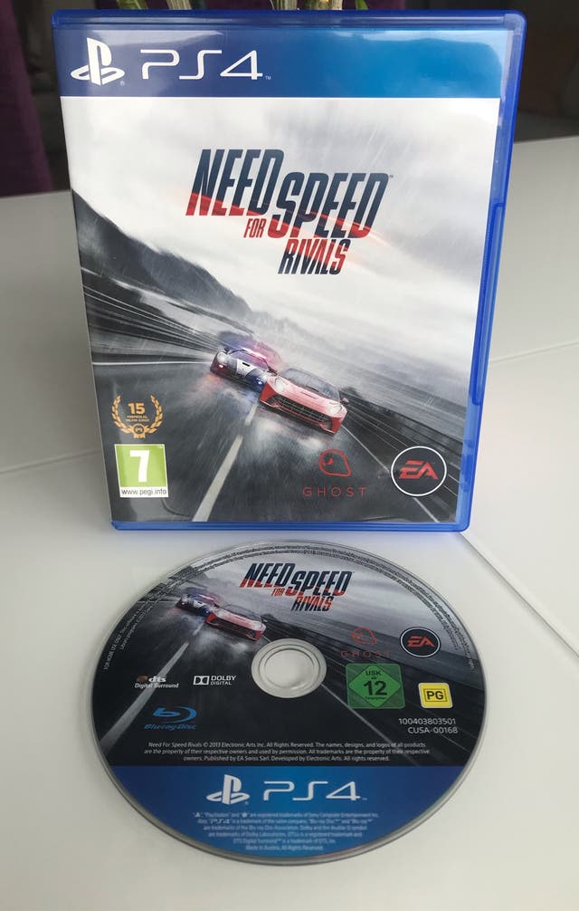 Need For Speed Rivals PS4 **A ESTRENAR**