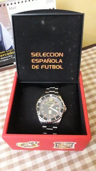 Reloj oficial selección española