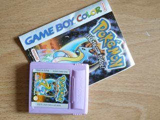 juego Pokémon Game boy color