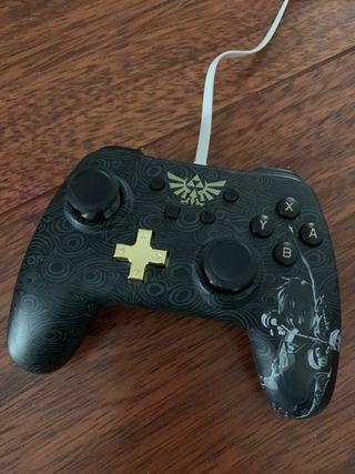 Mando pro Nintendo Switch con cable