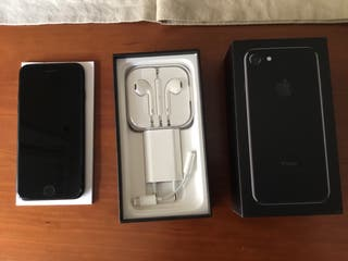 iPhone 7 128Gb Jet Black - libre