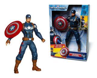 Figura Capitan América.
