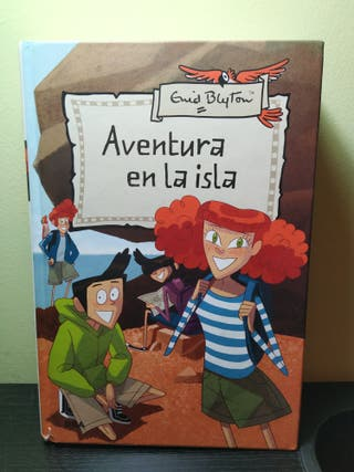 Libro AVENTURA EN LA ISLA