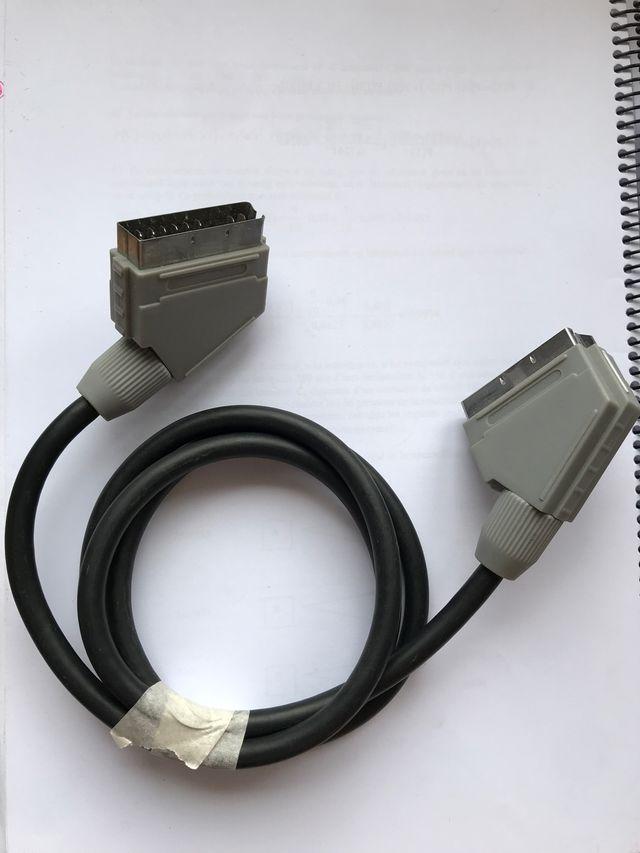 Adaptadores euroconectores RCA