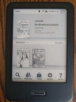 Libro electrónico Cervantes 4