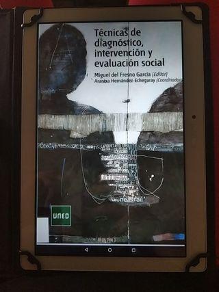 técnicas de diagnóstico UNED PDF Trabajo Social