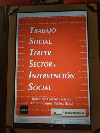 tercer sector e intervención social UNED