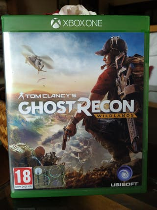 GHOST RECON WILDLAND XBOX ONE