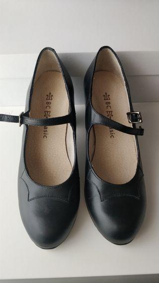 Zapatos de baile flamenco Begoña Cervera 36