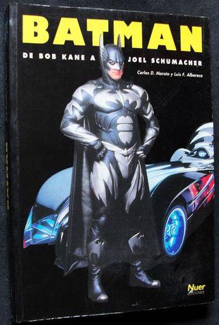 BATMAN - DE BOB KANE A JOEL SHUMACHER - NUER ED.