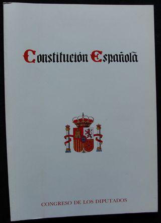 CONSTITUCION ESPAÑOLA - CONGRESO DE LOS DIPUTADOS