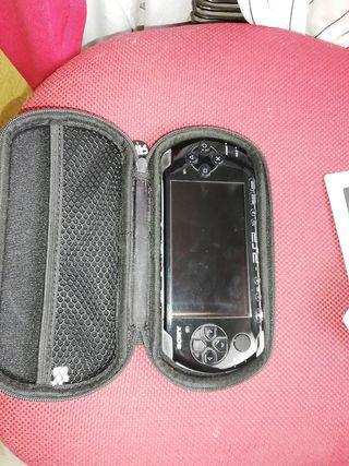 PSP + JUEGOS