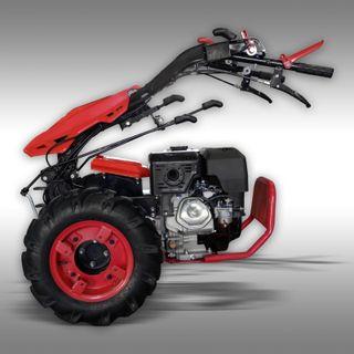 MOTOCULTOR JANSEN MGT-420