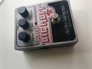 Pedal guitarra eléctrica Little Big Muff