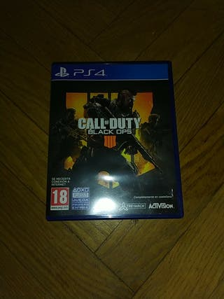 black ops 4 ps4