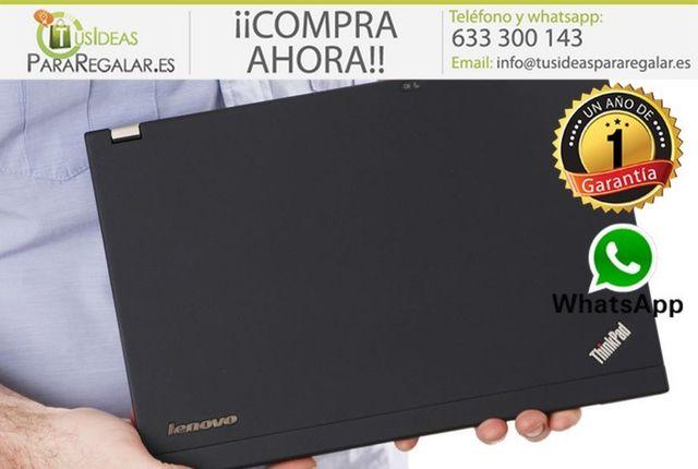 Portátil Lenovo X220, i5/Cam/Win10 Gratis