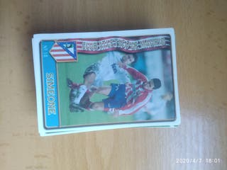 109 fichas de La Liga 96/97