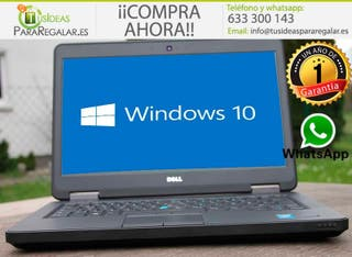 Portátil Dell Latitude E5450, i5/8Gb Ram/240Gb SSD