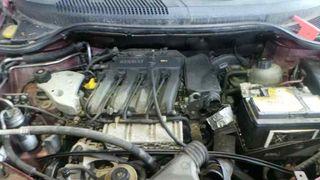 1697012 Motor completo RENAULT SCENIC RX4 (JA0)