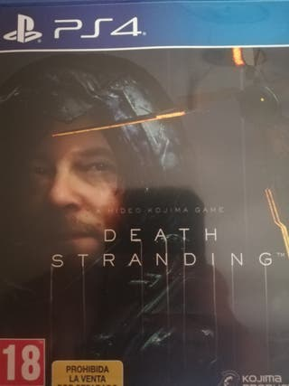 DEATH STRANDING PS4