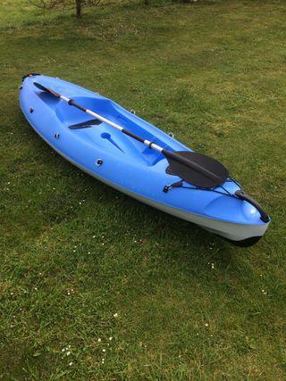 Kayak BIC monoplaza