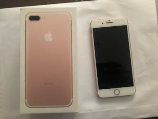 Vendo Iphone 7 plus 32 gigas