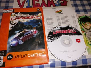 Need For speed Carbono Pc