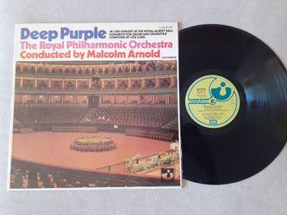 Deep purple vinilo Live concert royal london