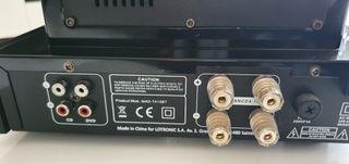 Amplificador de Válvulas