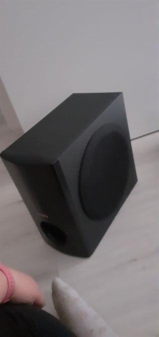 Sistema de altavoces dolby sound room Sony