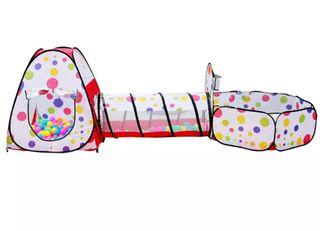 Piscina de bolas para niños