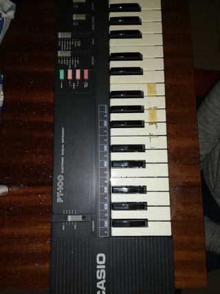 Piano Casio Vintage
