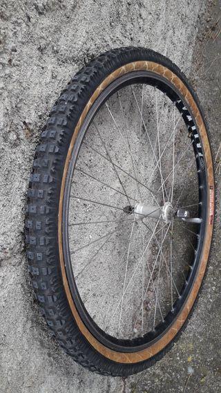 """rueda completa specialized clasica retro 26"""""""